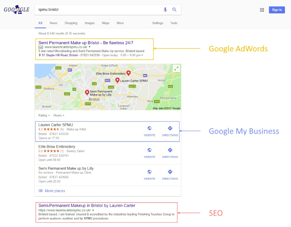 Example-fo-top-positions-for-SEO